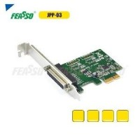 JPP-03 - PLACA PCI-Expres P/ IMPR. 1PORT. DB-25 PAR. C/ PERFIL BAIXO