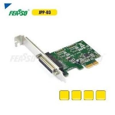 PLACA PCI-E JPP-03 P/IMPR. EXPR. 1PORT. DB-25 PAR. C/ PERFIL BAIXO