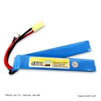 FFB-001 Bateria LiPO 15C - 7.4V - 1500 mAh*