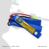 FFB-018 Bateria LiPO 20C - 11.1V - 1100mAh*