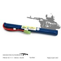 FFB-023 Bateria LiPO 15C - 11.1V - 1300mAh*