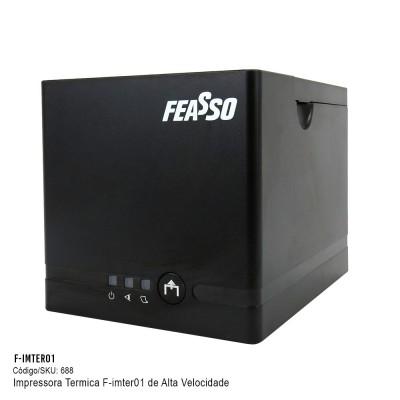 F-IMTER01 - Impressora Térmica de Recibos, Tickets e Cupons