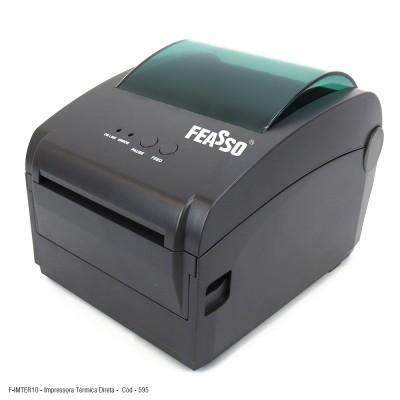 F-IMTER10 - Impressora Térmica de Etiquetas