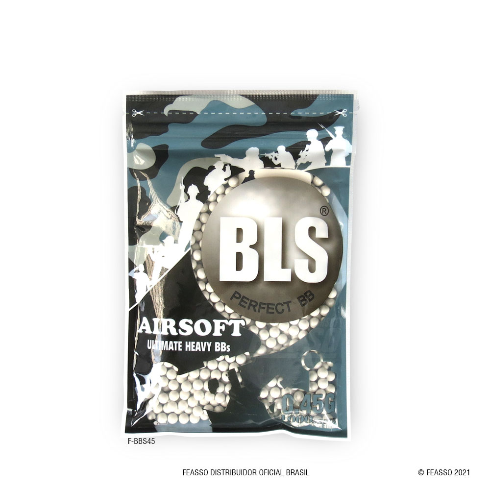 Bls - 0,45g - c/1000 (450g)*
