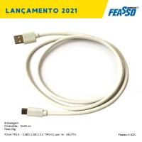 FCAA-TP2.0 -  CABO (USB 2.0 X TIPO-C) com 1m