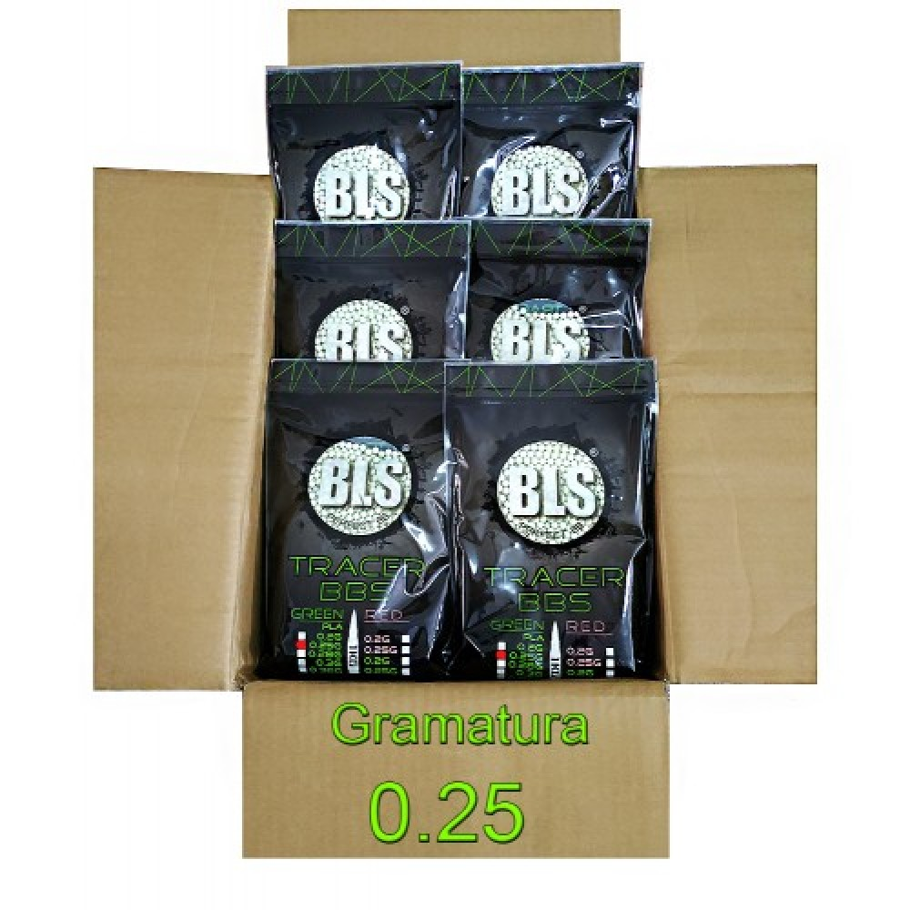 752 - Caixa BLS 0.25 tracer com desconto de até 11%