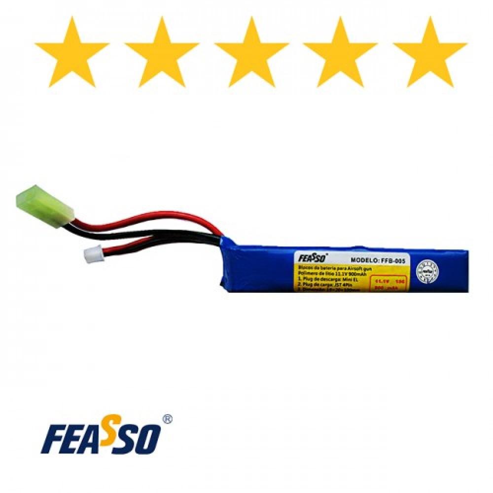 598 - BATERIA FFB-005 (15C) 11.1V 900mAh*