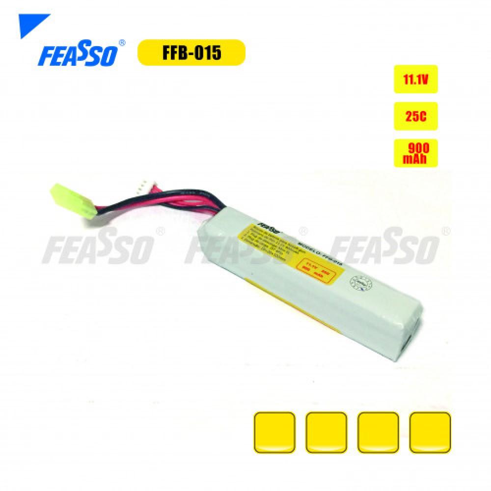 631 - BATERIA FFB-015 (25C) 11.1V 900mAh*