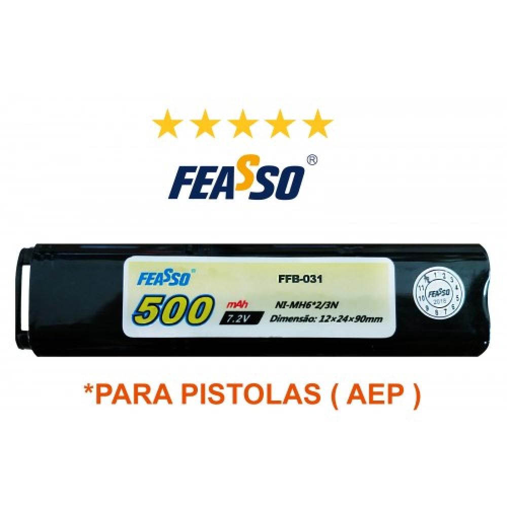 677 - BATERIA FFB-031 (15C) 7.2V 500mAh*