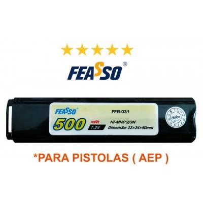 Bateria Ffb-031 (15c) 7.2v 500mah