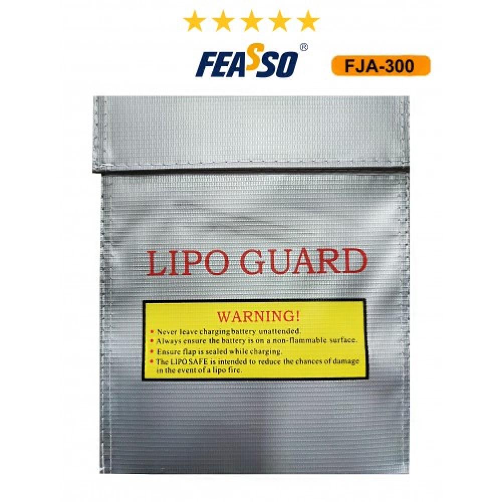 Capa protetora fja-300 para baterias lipo*