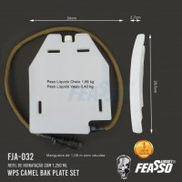 Wps - tmc - camelbak plate set fja-032*