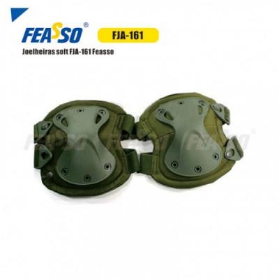 Joelheira Fja-161 Verde