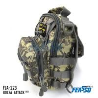 Bolsa traveler attack 5l fja-223 acu*