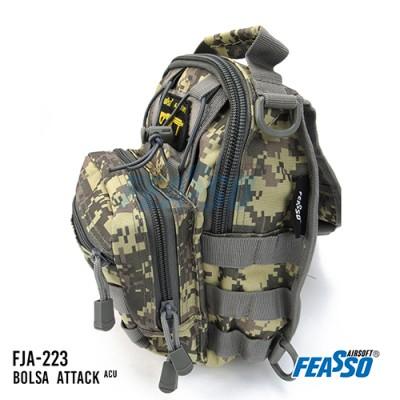 Bolsa Traveler Attack 5l Fja-223 Acu