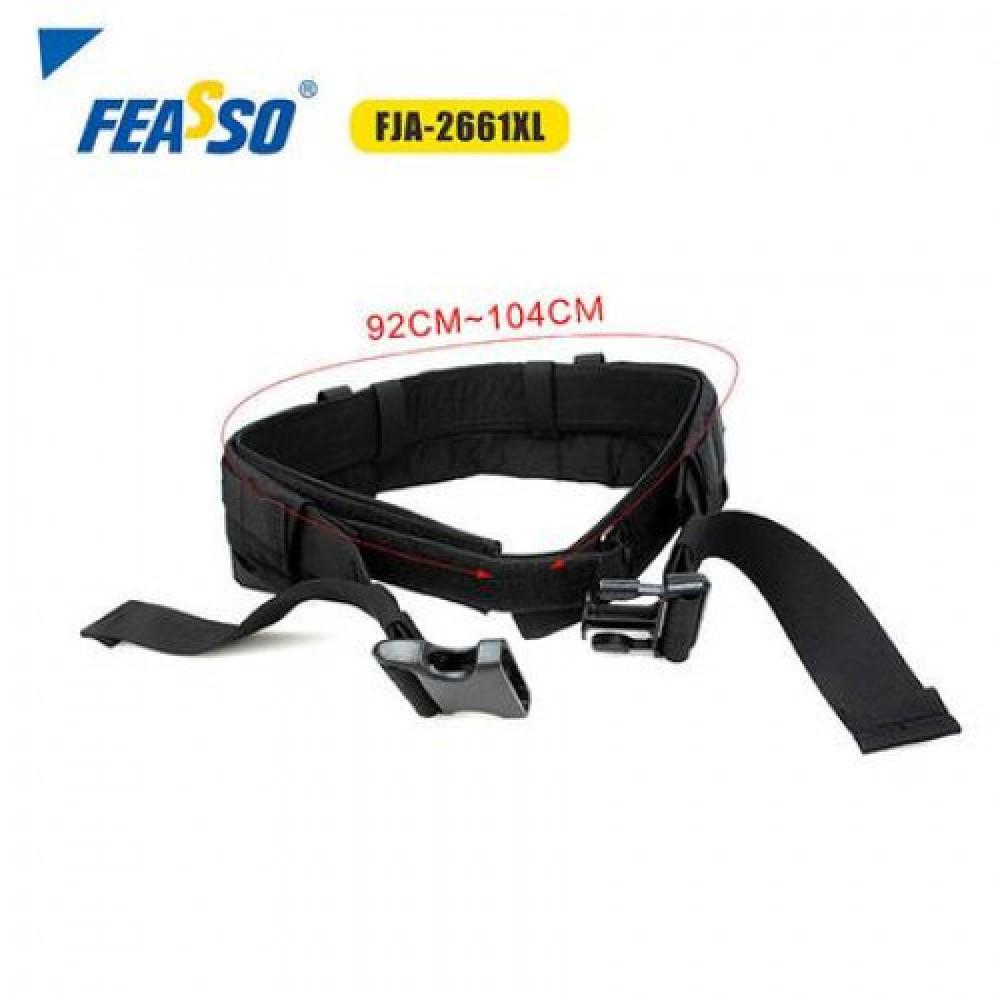 Cinto tático fja-2661 xl (92 a 104cm)*