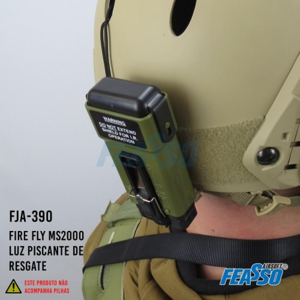 736 - FIRE FLY MS2000 - LUZ PISCANTE DE RESGATE FJA-390*