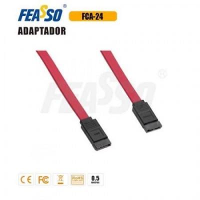 cabo de dados fca-24 sata 0.5m