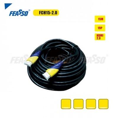 FCH15-2.0 Cabo HDMI 2.0 15m