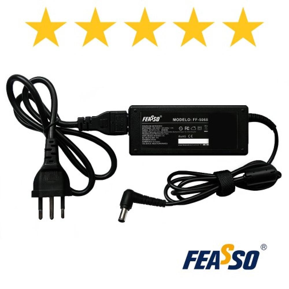 570 - FONTE FF-5068 P/ NOTEBOOK 92W 19.5V 4.7A PLUG6,5X4,4