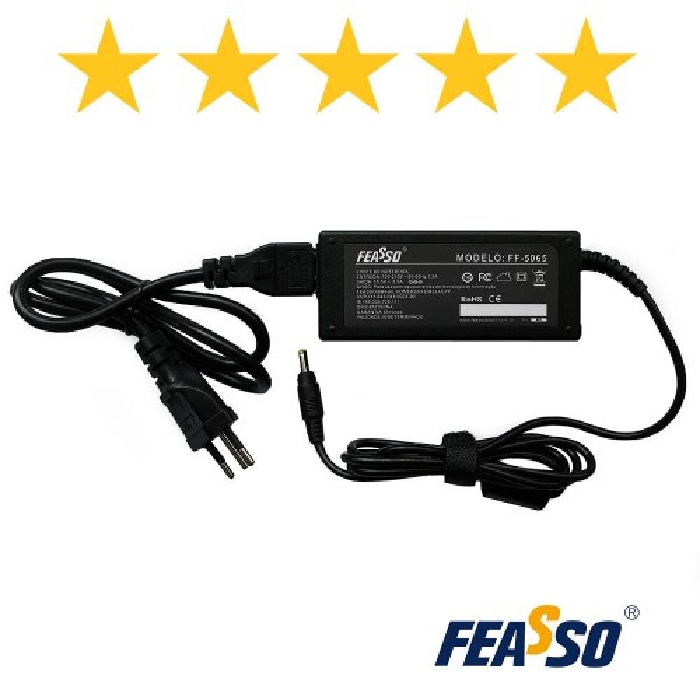 Fonte ff-5065 p/ notebook 65w 18.5v 3.5a plug4,8x1,7