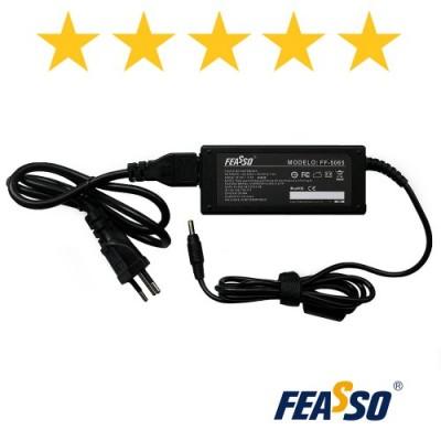 FF-5065 Fonte P/ Notebook 65W 18.5V -  3.5A Plug4,8x1,7