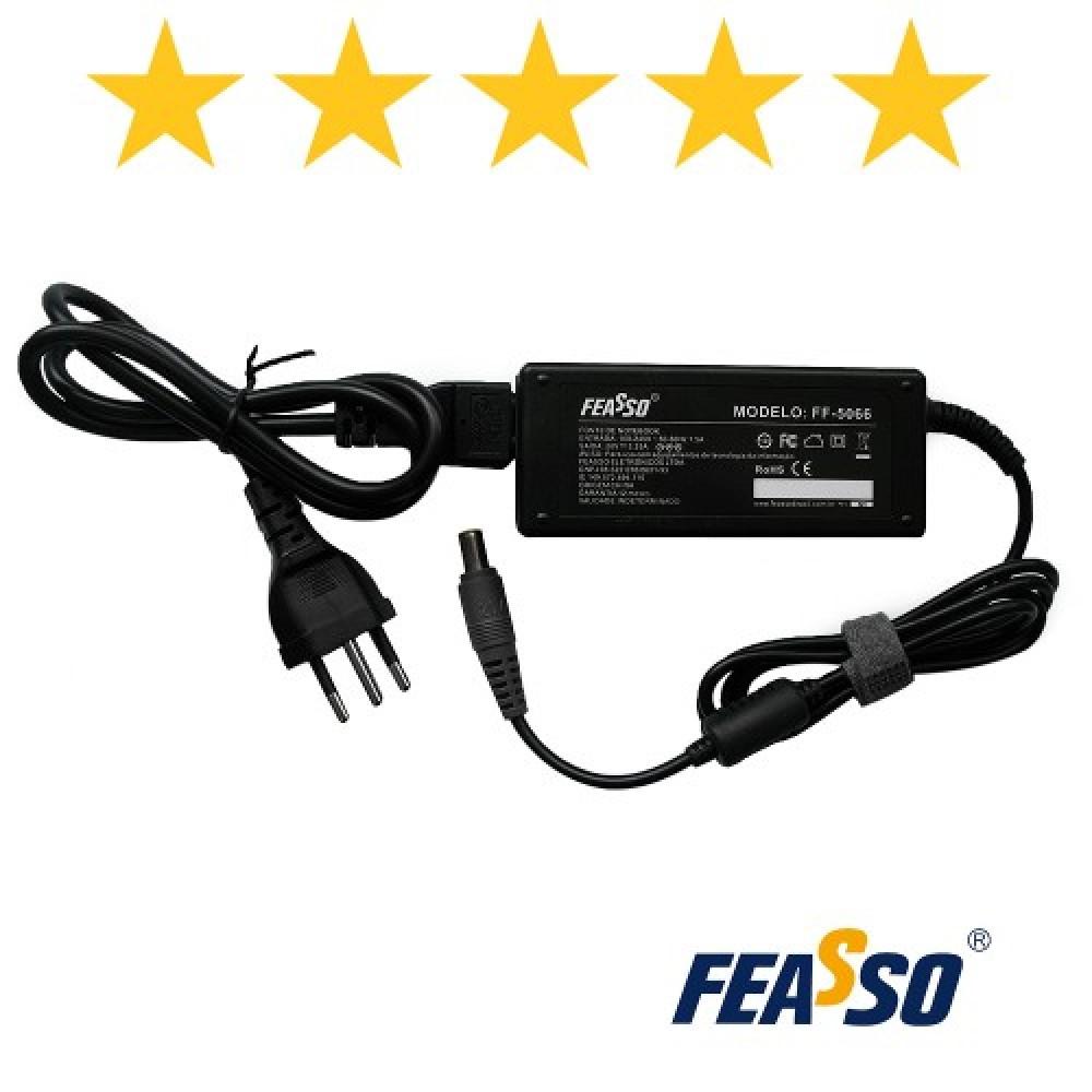 Fonte ff-5066 p/ notebook 65w 20v 3.25a plug7,9x5,5