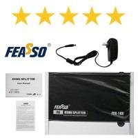 FEH-108 Spliter HDMI 8 Portas***
