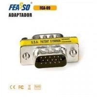 65 - ADAP. FCA-09 VGA SLIM DB-15 M X M EMENDA