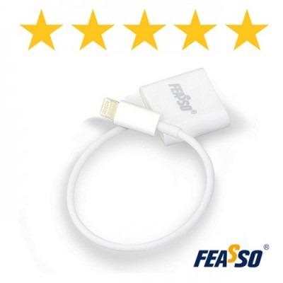 Adap. Fi-1201 Conversor Iphone-4 P/ Iphone-5