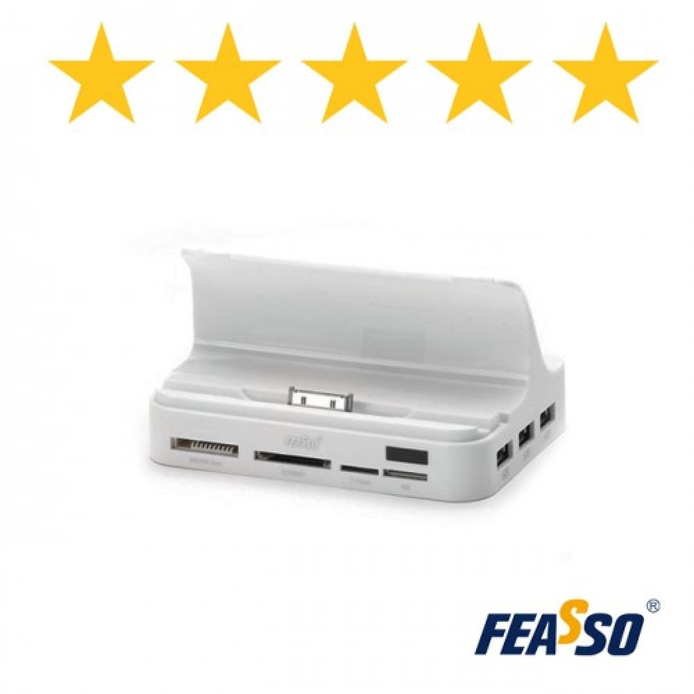 Leitor fi-2120 dock station***