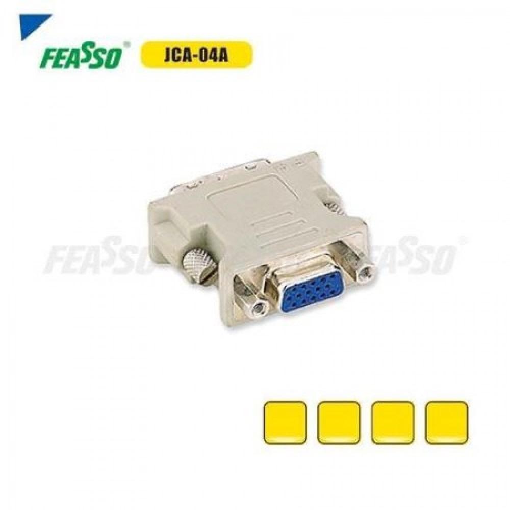 Adap. jca-04a dvi-m x vga-f (dvi-d 24+1 digital)