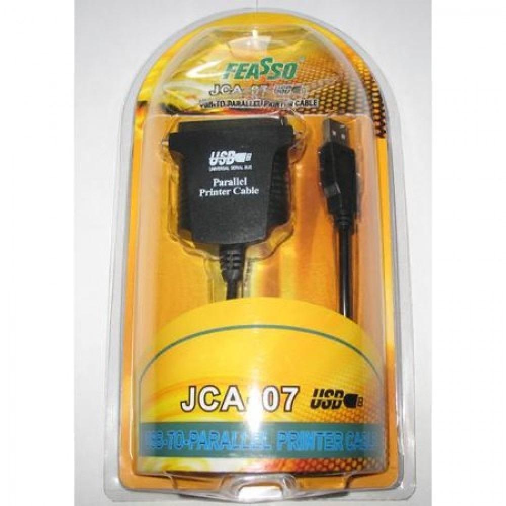 Cabo adap. jca-07 usb x paralelo p/impressora