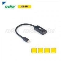 JCA-DP1 Cabo Adap.Displayport  ,Mini x HDMI  Padrao