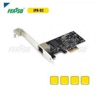 518 - PLACA PCI-E JPR-02 10/100/1000 Mbps