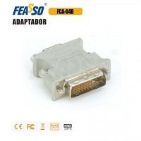 FCA-04B Adap. DVI-M x Vga-F DVI-I 24+5 Analógico e Digital