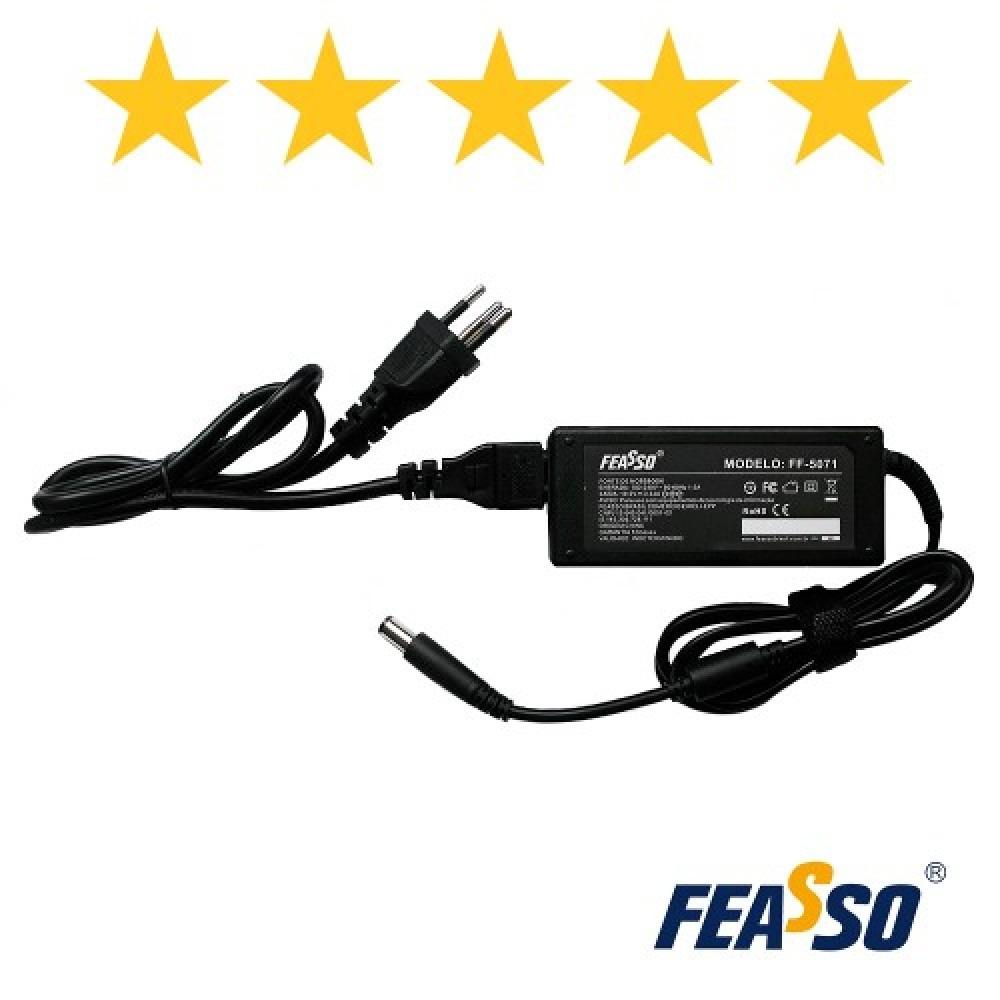568 - FONTE FF-5071 P/ NOTEBOOK 65W 19.5V 3.34A PLUG7,4X5,0
