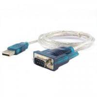 Cabo adap. fca-06b usb x serial rs-232 db9 - p/impressora - 1,2m