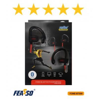 Fone Bluetooth Fone-bt009 Esportivo