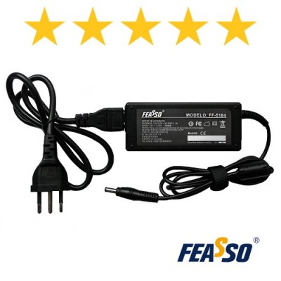 Fonte Ff-5184 P/ Notebook 65w 19v 3.42a Plug5,5x2,5