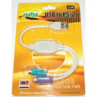 Cabo adap. jca-02 y ps2 tecl+mou x usb - am