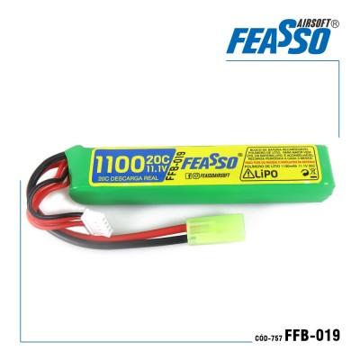 Bateria Ffb-019 (20c) 11.1v 1100mah