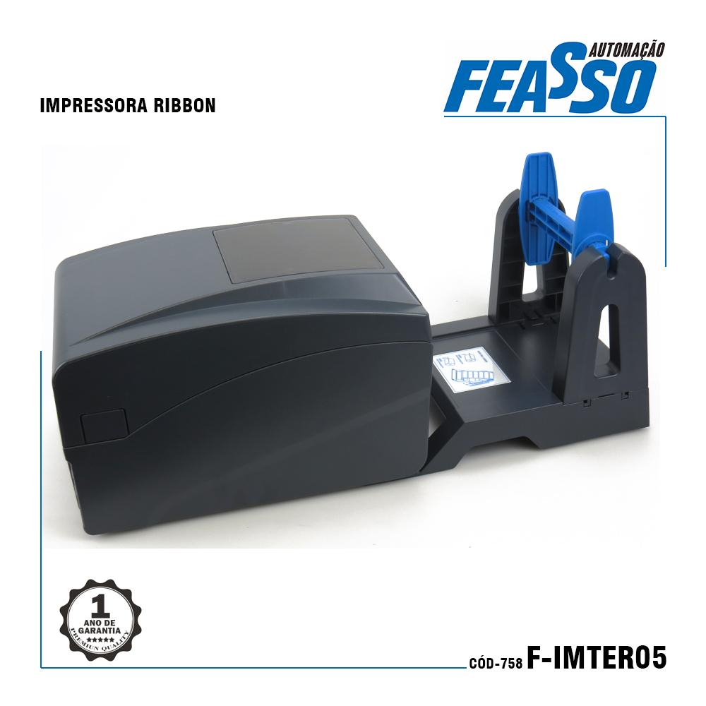 758 - IMPRESSORA TERMICA RIBBON F-IMTER05