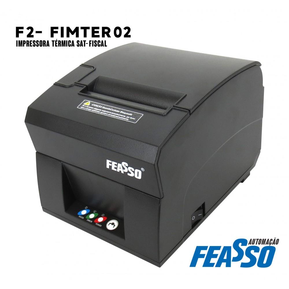 546 - IMPRESSORA TERMICA F-IMTER02 DE ALTA VELOCIDADE