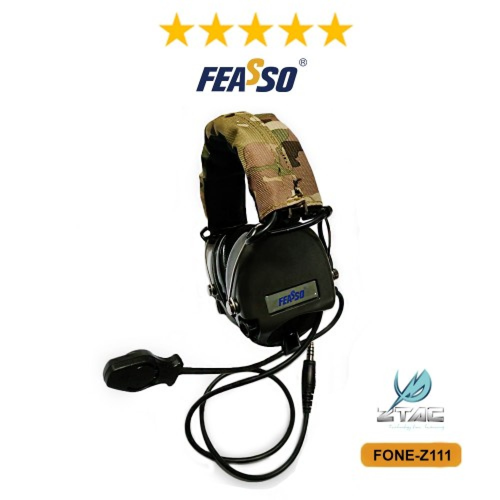 Fone de ouvido fone-z111 anti-ruídos*