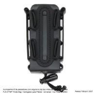 FJA-2779P*  Porta Mag / Carregador para Pistola - Universal - Cor Preta
