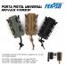 FJA-2779C  Porta Mag / Carregador para Pistola - Universal - Cor Cinza